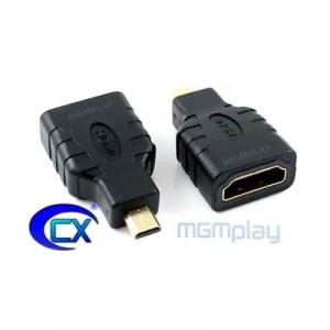 Adapter micro HDMI wt - HDMI gn