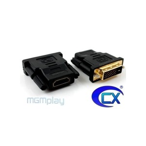 Adapter DVI 24+1 wt - HDMI gn