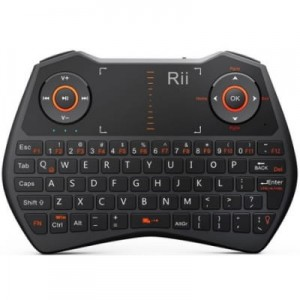 Kontroler Rii i28 Air Mouse + TouchPad + Audio